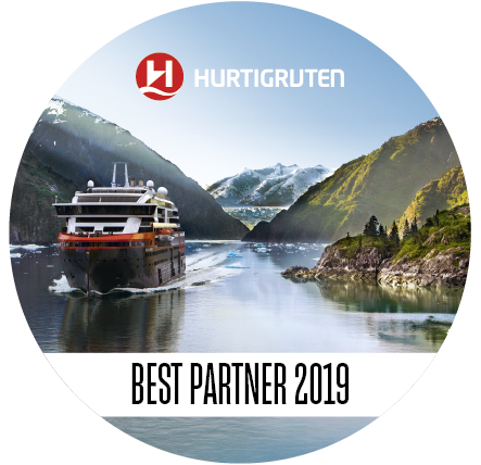 Hurtigruten Best Partner 2019