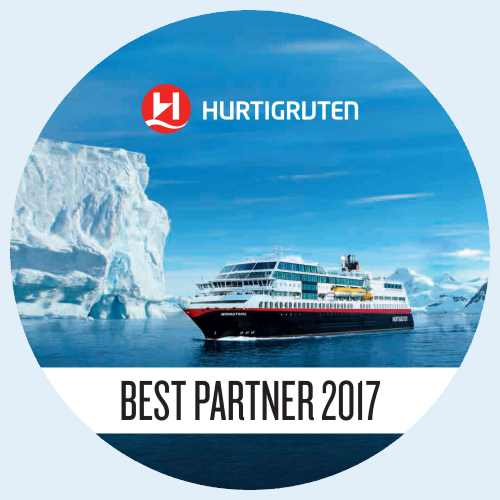 Hurtigruten Best Partner 2017
